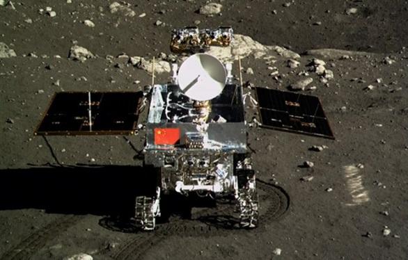 Kiniečių mėnuleigis Yutu 2013 m.