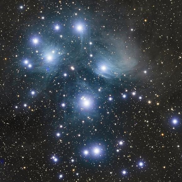 Sietynas M45. Nuotrauka Audriaus Birbilo