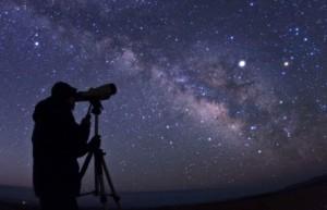 Žvaigždžių stebėjimas