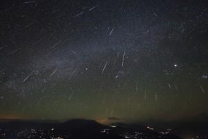 meteorų strautas