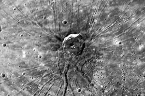 Voras Merkurijuje