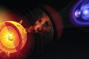 Saulės aktyvumo poveikis Žemei