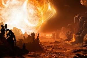 Saulės mirtis