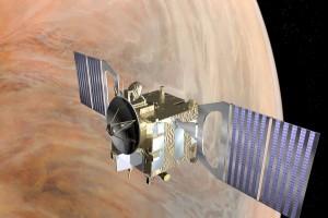 Venus Express stotis