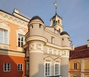Vilniaus universiteto observatorijos pastatas