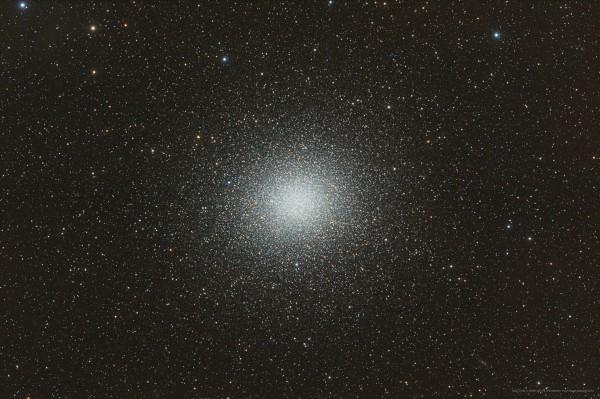 Millions of Stars in Omega Centauri