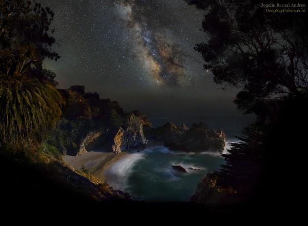 Galaxy Cove Vista Revisited