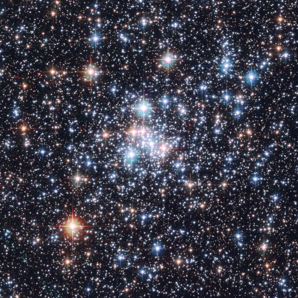 Open Cluster NGC 290: A Stellar Jewel Box