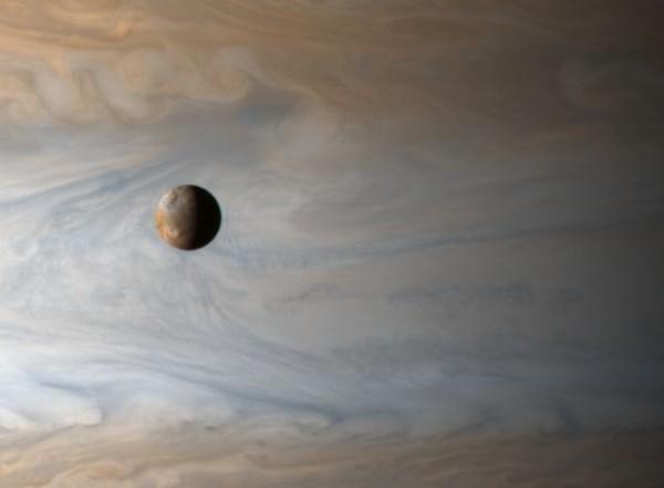 Jupiterio debesys