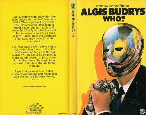 """Algio Budrio romanas """"Kas?"""" (""""Who?"""")"""