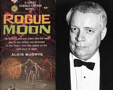 Algio Budrio romanas Šelmis mėnulis