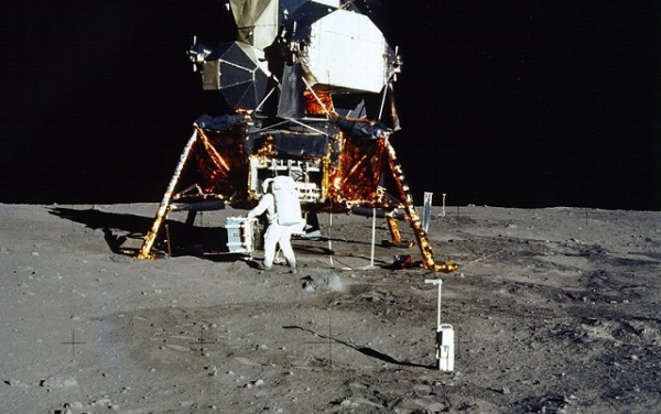 Apollo misija Mėnulyje
