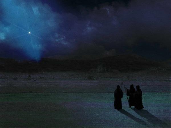 Trys karaliai ir Betliejaus žvaigždė