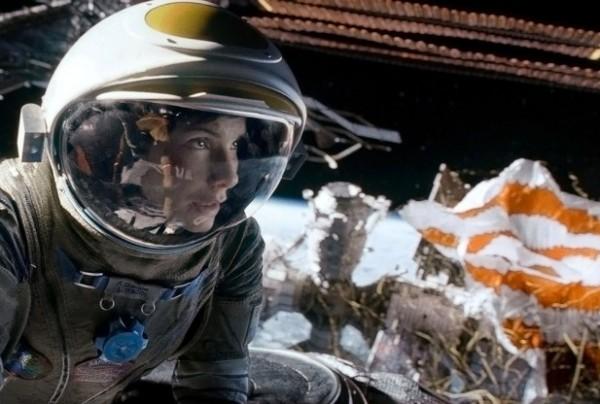Filmas Gravitacija