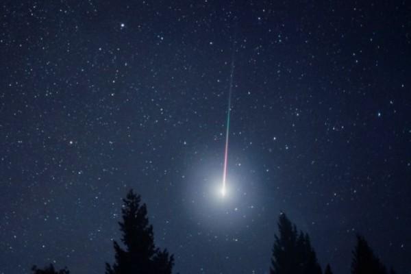 Bolidas - krentantis meteoritas
