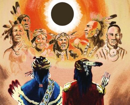 Žymiausi Saulės užtemimai istorijoje