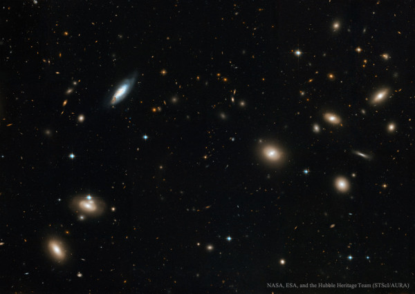 Inside the Coma Cluster of Galaxies