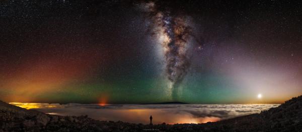 The Sky from Mauna Kea