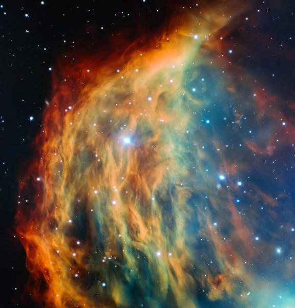 The Medusa Nebula