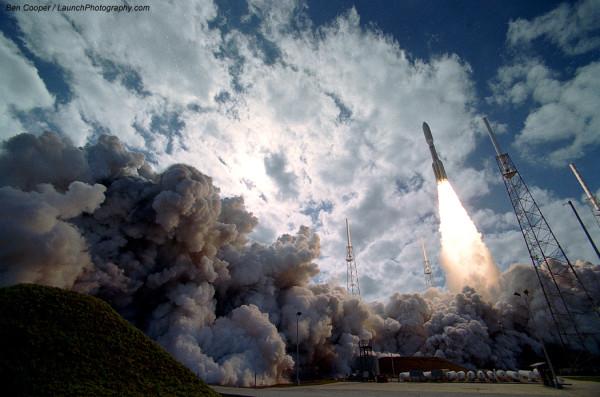 New Horizons Launch to Pluto