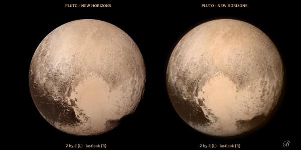 Stereo Pluto