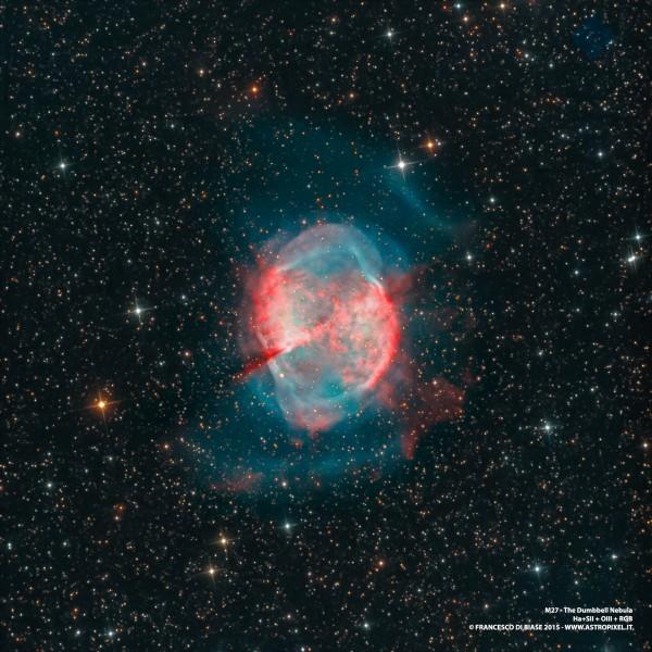 M27: Not a Comet