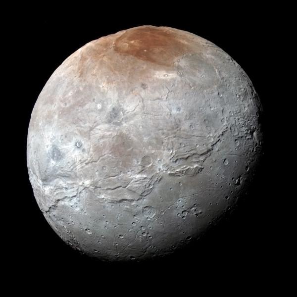 Charon: Moon of Pluto