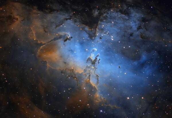 M16 and the Eagle Nebula