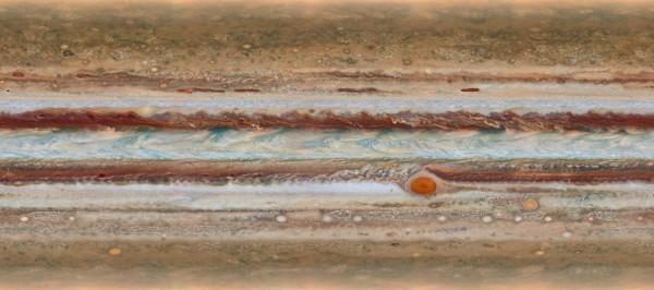 Jupiter in 2015