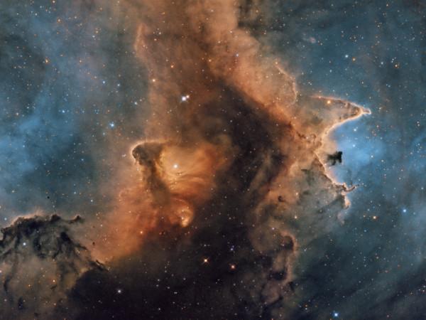 IC 1871: Inside the Soul Nebula