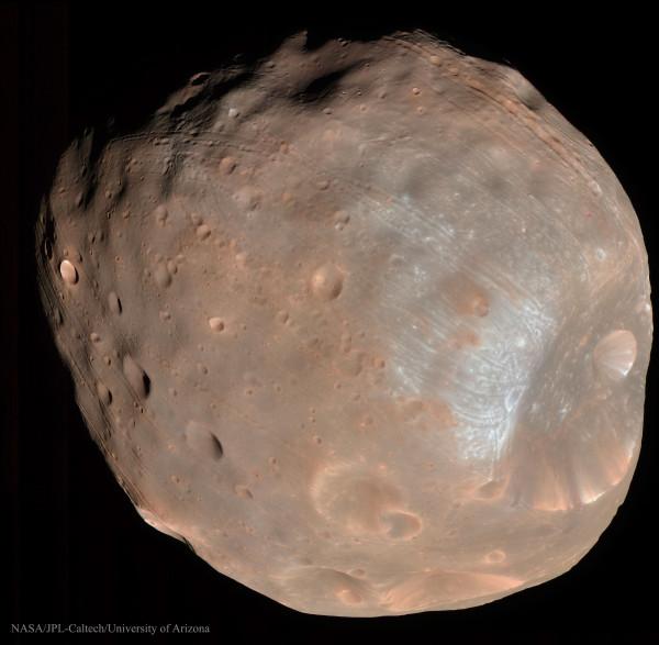 Phobos: Doomed Moon of Mars