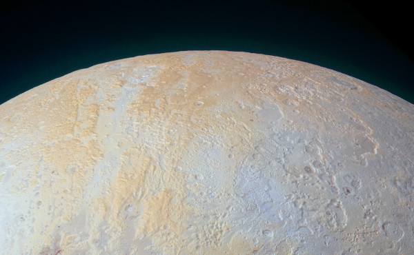 Northern Pluto