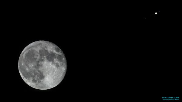 Moons and Jupiter