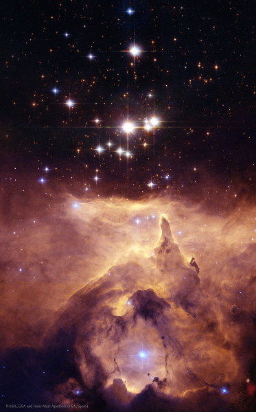 NGC 6357: Cathedral to Massive Stars