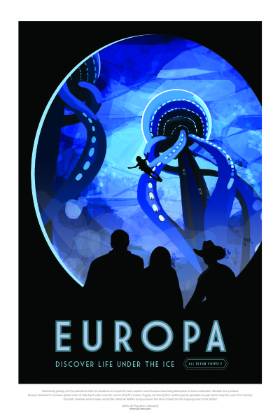 Europa: Discover Life Under the Ice