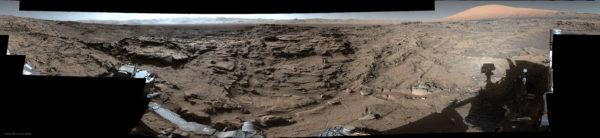 Crossing Mars