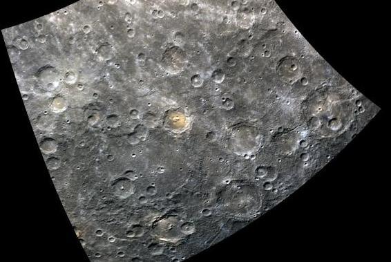 Donelaičio krateris Merkurijuje