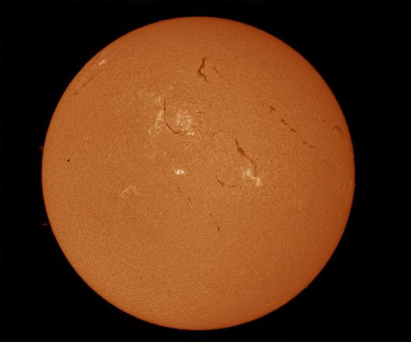 A Transit of Mercury
