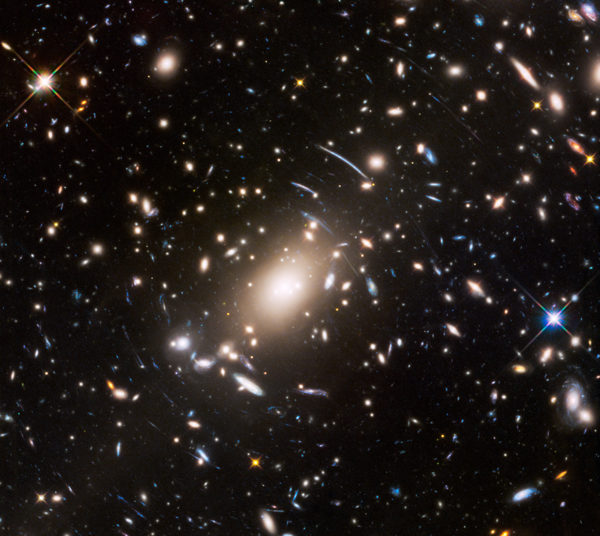 Galaxy Cluster Abell S1063 and Beyond