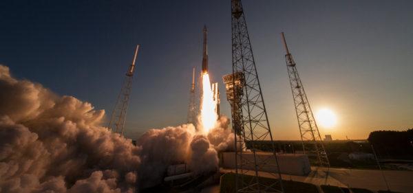 The Launch of OSIRIS-REx