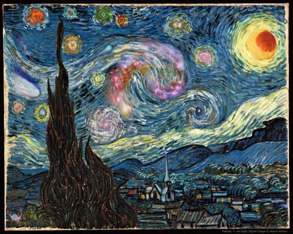 Starry Night Scavenger Hunt