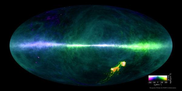 HI4PI: The Hydrogen Sky