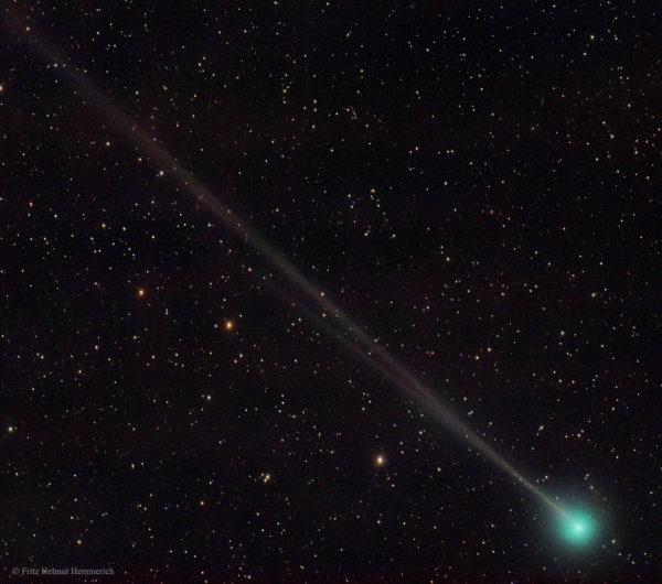 Comet 45P Returns