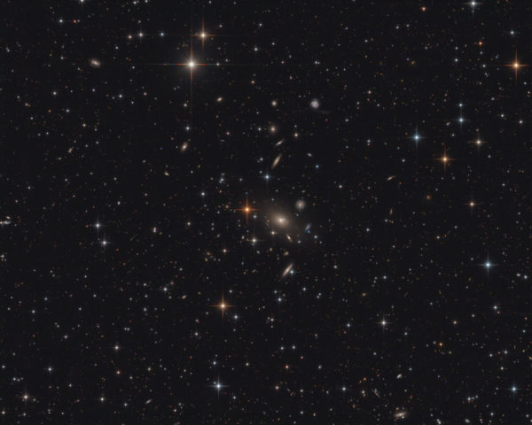 Galaxy Cluster Abell 2666