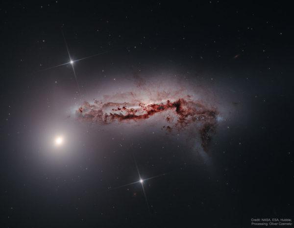 Galaxy Group Hickson 90