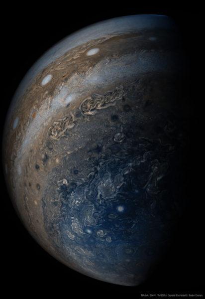 Beneath Jupiter