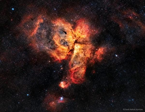 The Great Nebula in Carina