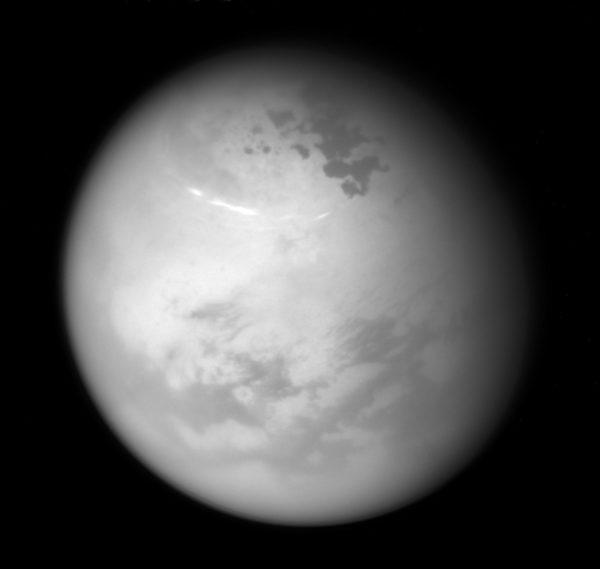 Northern Summer on Titan