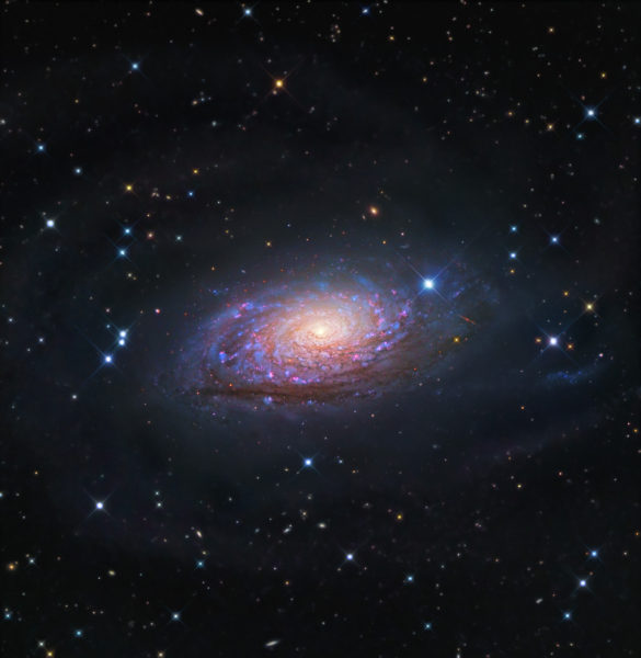 Messier 63: The Sunflower Galaxy