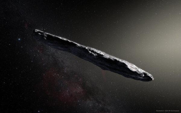 'Oumuamua: Interstellar Asteroid